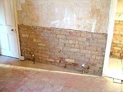 home improvements plastering